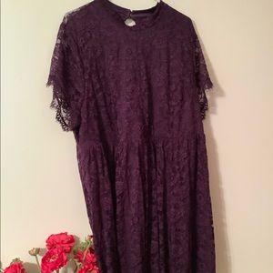 Torrid Plus Size Lace Dress